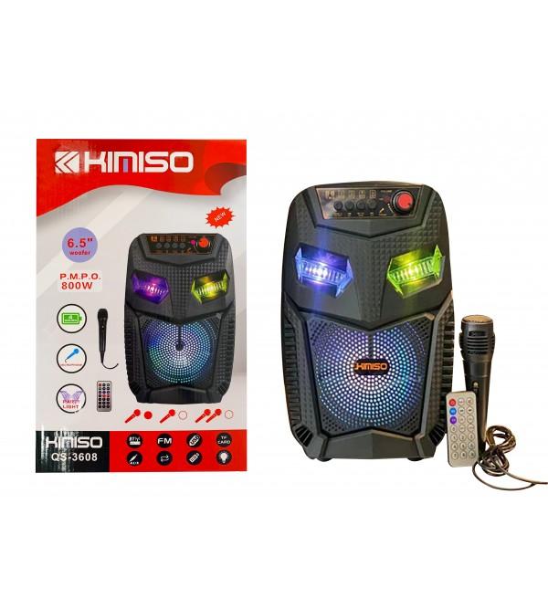 PL-4123 SD-USB 6.5inc 800W BLUETOOTH KUMANDALI Mİ...