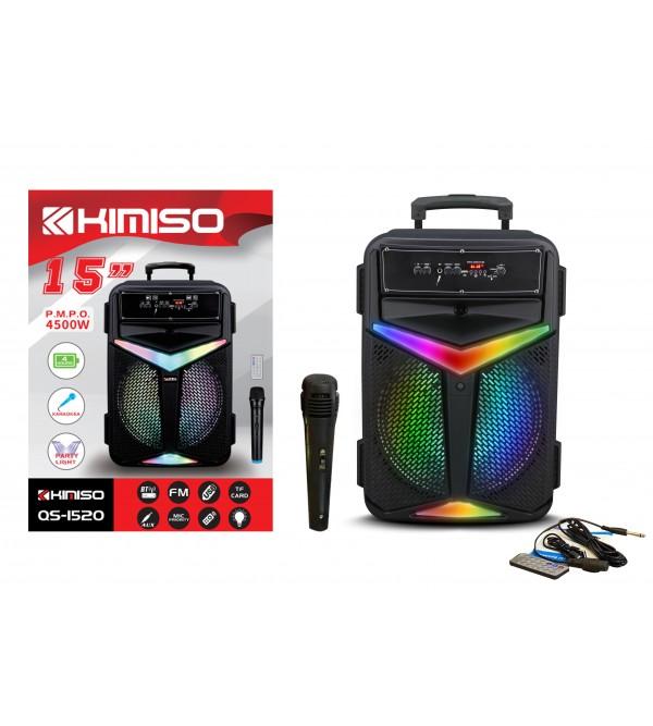 PL-4152/A SD-USB 15inc 4500W BLUETOOTH KUMANDALI M...