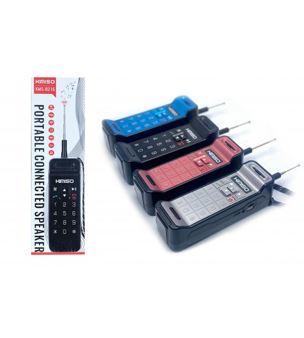 PL-4273 SD-USB TAŞINABİLİR BLUETOOTH SPEAKER