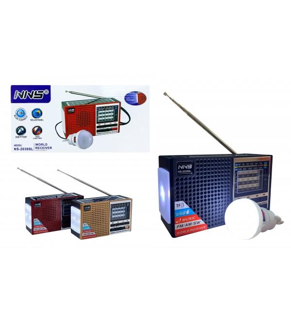 PL-4416 SD/USB/FM IŞIKLI BLUETOOTH SPEAKER