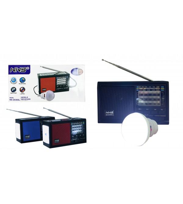 PL-4420 SD/USB/FM IŞIKLI BLUETOOTH SPEAKER