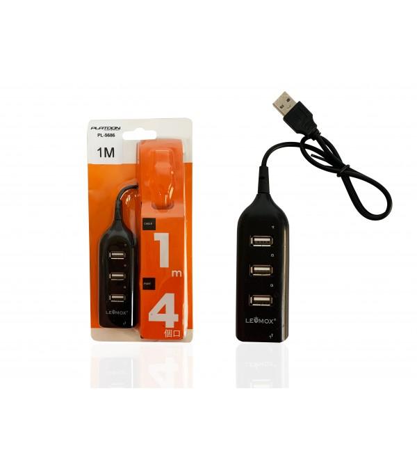 PL-5686 4LÜ USB 2.0 HUB