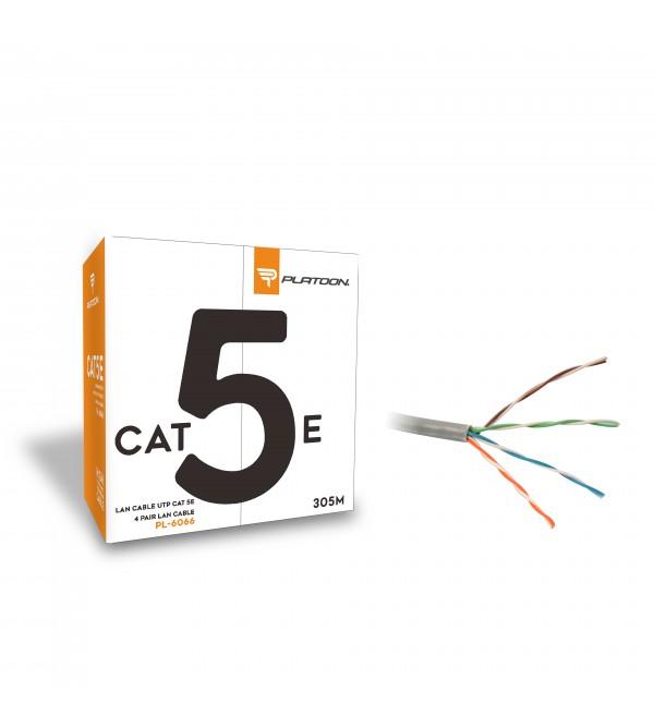 PL-6066 305M 35MM. CCS+CCA CAT5 KABLO