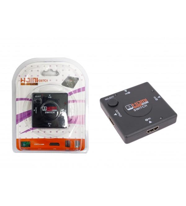PL-7230 3PORT 1.4HDMI SWITCH SPLITTER
