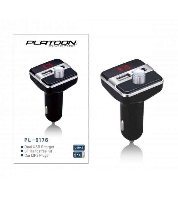 PL-9176 SD-USB BLUETOOTHLU FM TRANSMITTER