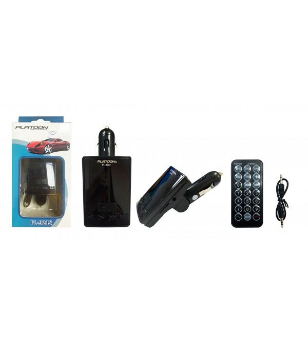 PL-9242 SD-USB BLUETOOTH FM TRANSMITTER