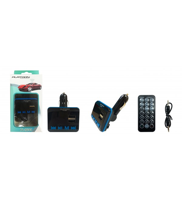 PL-9244 SD-USB BLUETOOTH FM TRANSMITTER