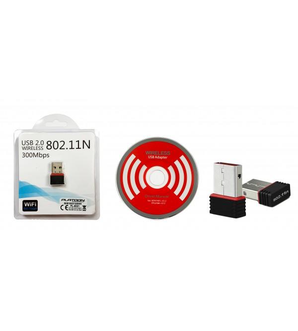 PL-9331 USB 2.0 WIRELESS ADAPTER