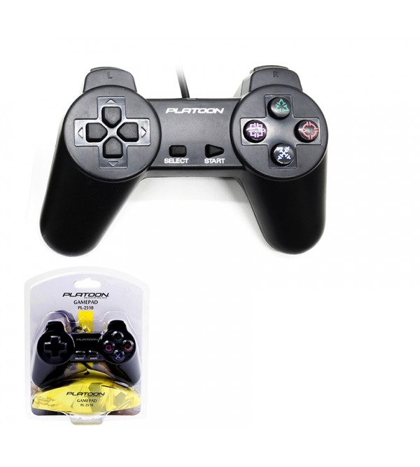 PL-2518 PC VAKUMLU GAME PAD