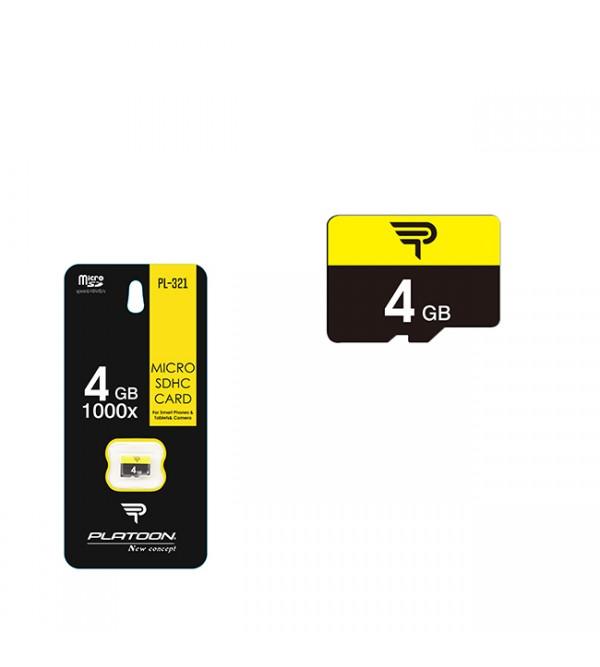 PL-321 4GB HAFIZA KARTI