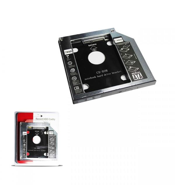 PL-8889 NOTEBOOK SDD DVD HARDDİSK KUTUSU- 9.5mm