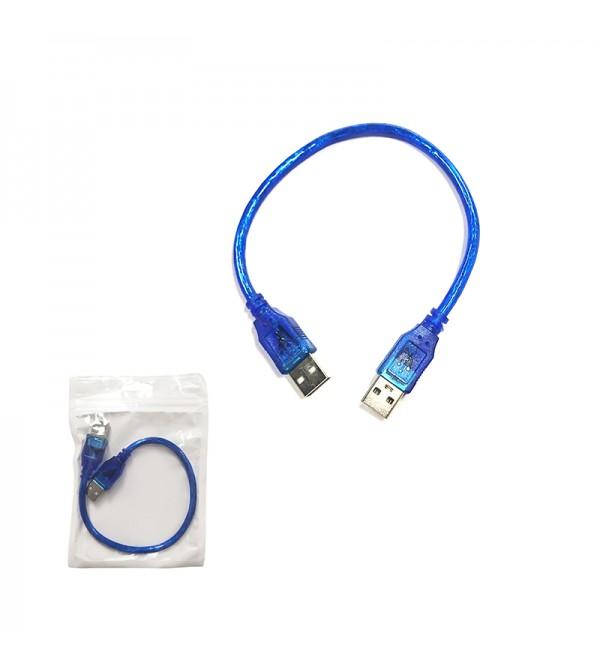 PL-5202 USB 2.0 M/M 0.3CM KABLO