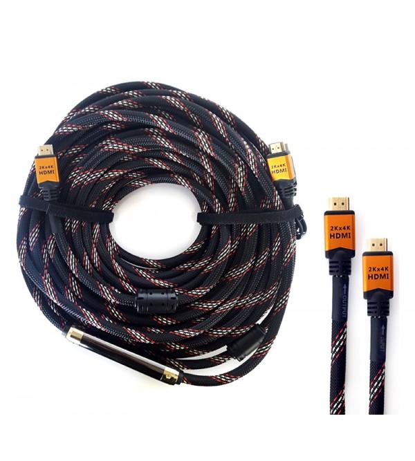 PL-8025 HDMI İPLİ  KABLO 25M