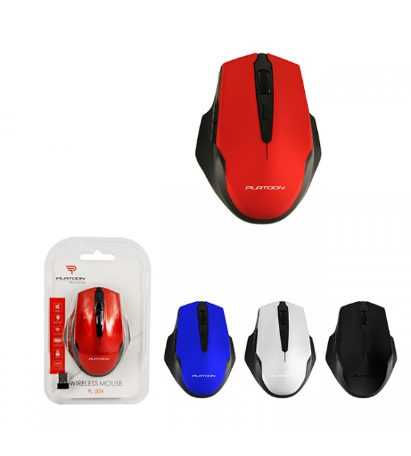 PL-1804 WIRELESS MOUSE 2.4 ghz