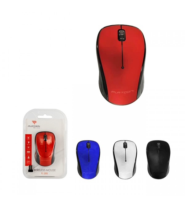 PL-1806 WIRELESS MOUSE 2.4 ghz