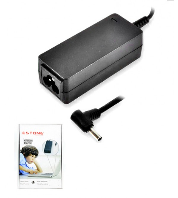 ES-9448 NOTEBOOK ADAPTÖR 19V-2.1A-3.5*1.35 (HP 90...