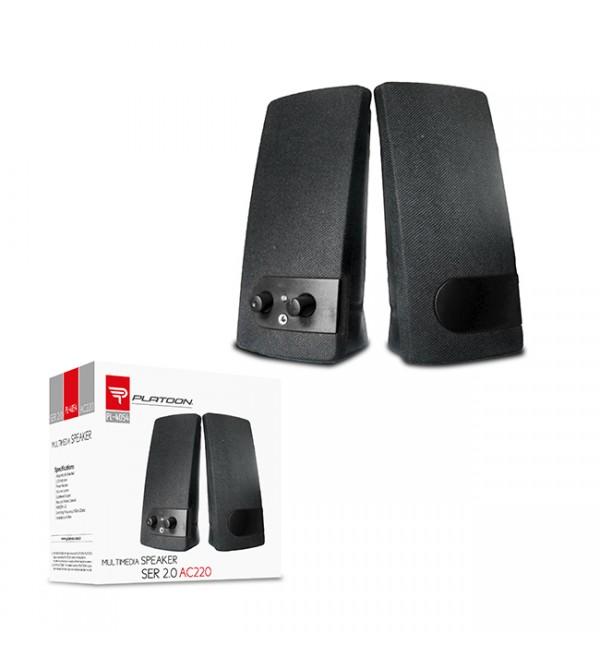 PL-4054 USB  SPEAKER 1+1 (A/C)