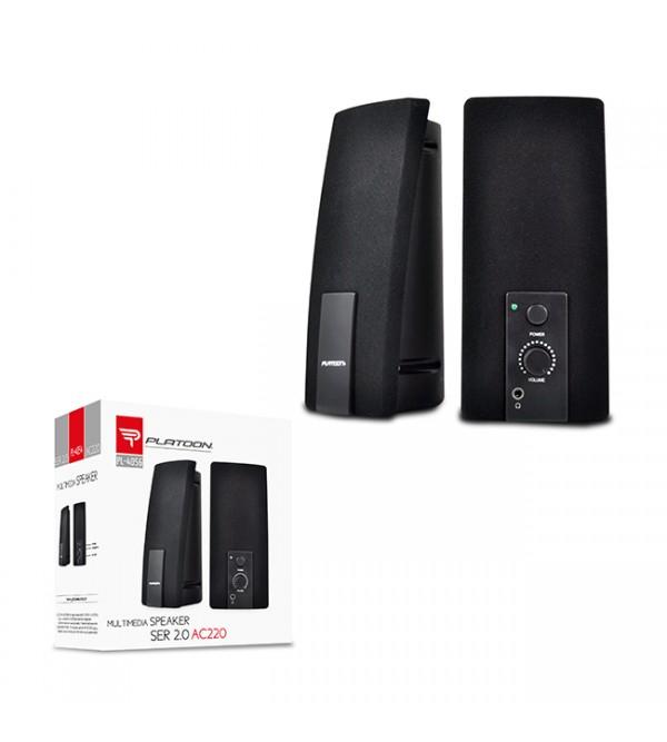PL-4056 USB SPEAKER 1+1 (A/C)