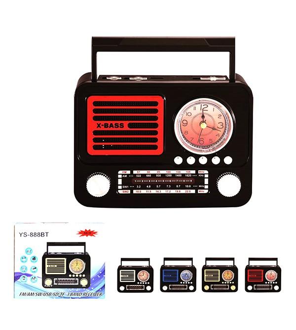 PL-4174 BLUETOOTH SPEAKER  FM/SD/USB