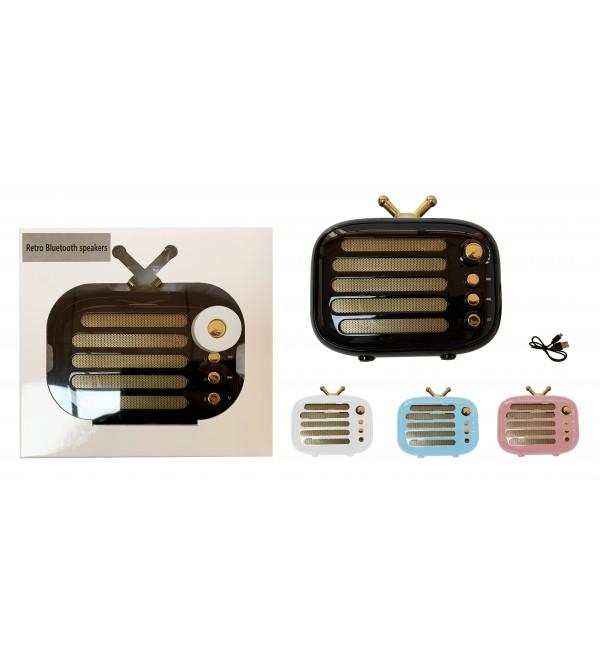 PL-4454 SD-USB FM BLUETOOTH SPEAKER