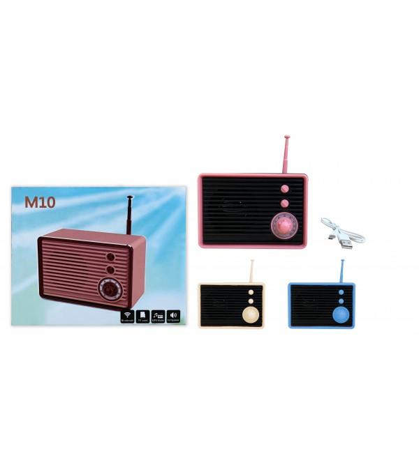 PL-4457 SD-USB FM BLUETOOTH SPEAKER