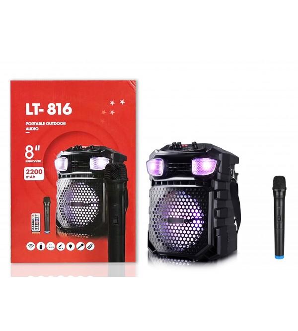 PL-4462 BLUETOOTH USB/SD/AUX KARAOKE MİC. SPEAKER