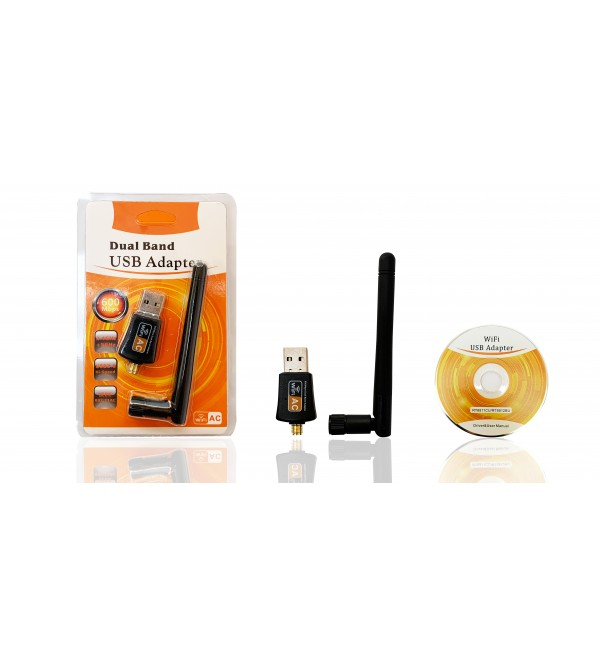 PL-9326 600MPS 5DBI ANTENLİ WIRELESS ADAPTER