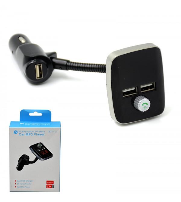 PL-9193 BLUETOOTHLU FM TRANSMITTER SD/USB
