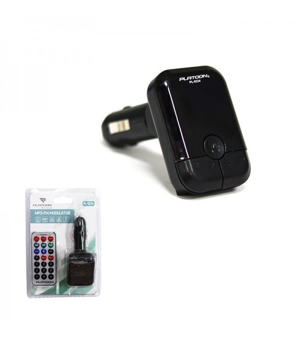 PL-9234 1.8 TFT 2 USB FM TRANSMITTER SD/USB
