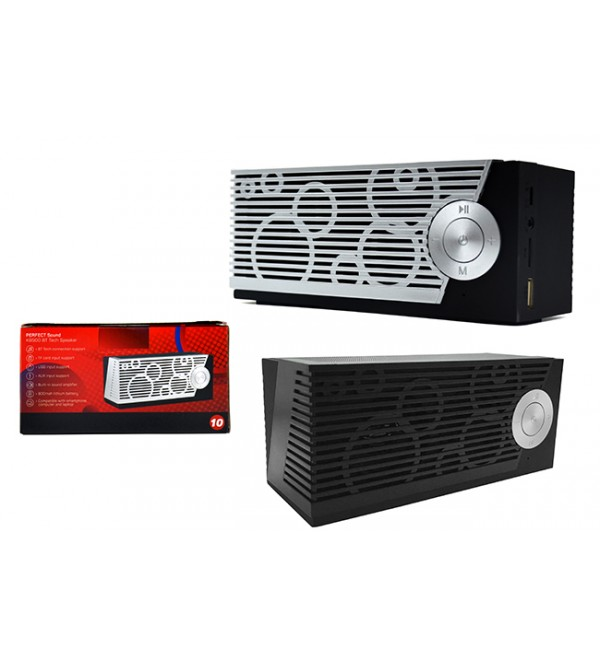 PL-4134 BLUETOOTH SPEAKER FM/SD/USB