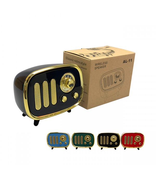 PL-4191 BLUETHOOT SPEAKER /SD/USB/FM