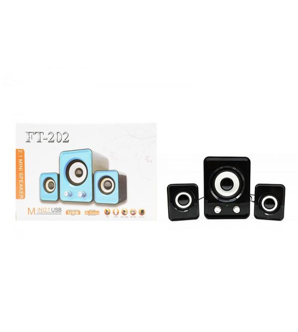 PL-4241 2+1 USB/SD/FM SPEAKER
